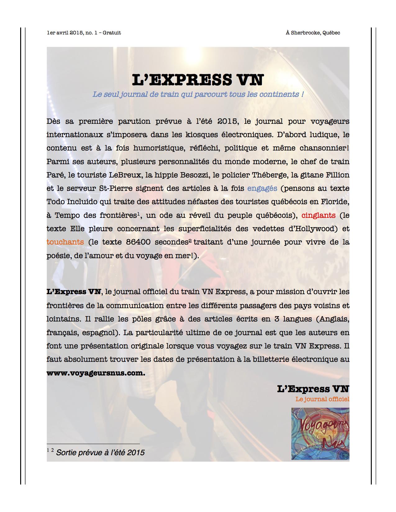 L'Express VN